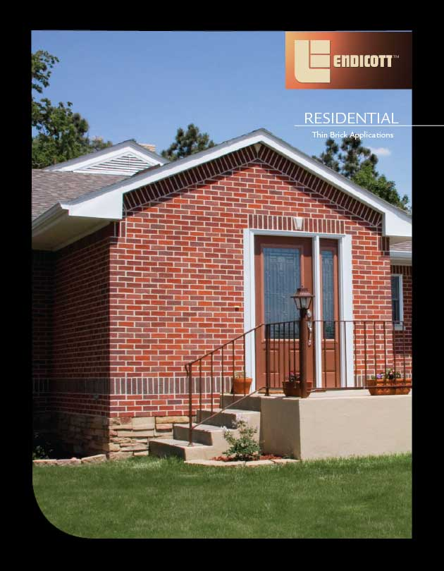 Residential Thin Brick